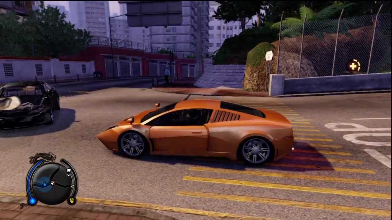 Sleeping Dogs Dropping Of Cars For Tran Youtube