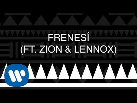 Piso 21 – Frenesí (feat. Zion & Lennox) [Official Lyric Video]