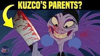 Yzma Killed Kuzco's Parents? The Emperor's New Groove Dark Theories