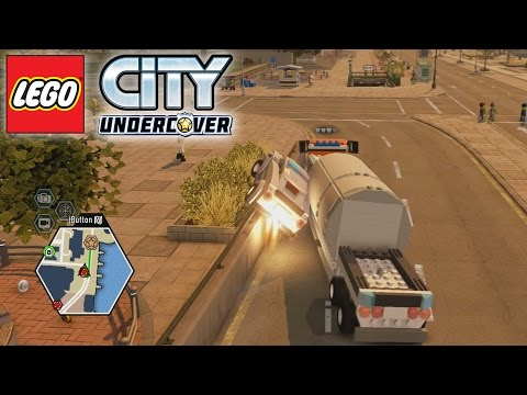 LEGO City Undercover - Lego Police Chase | Observatory Gameplay Walkthrough Part 26 (PC)