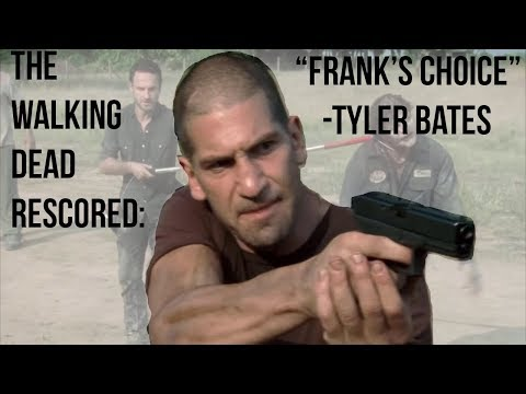 This music fits so well in this Walking Dead scene