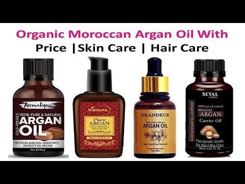 Top 10 Best Moroccan Argan Oil With Price | For Skin & Hair