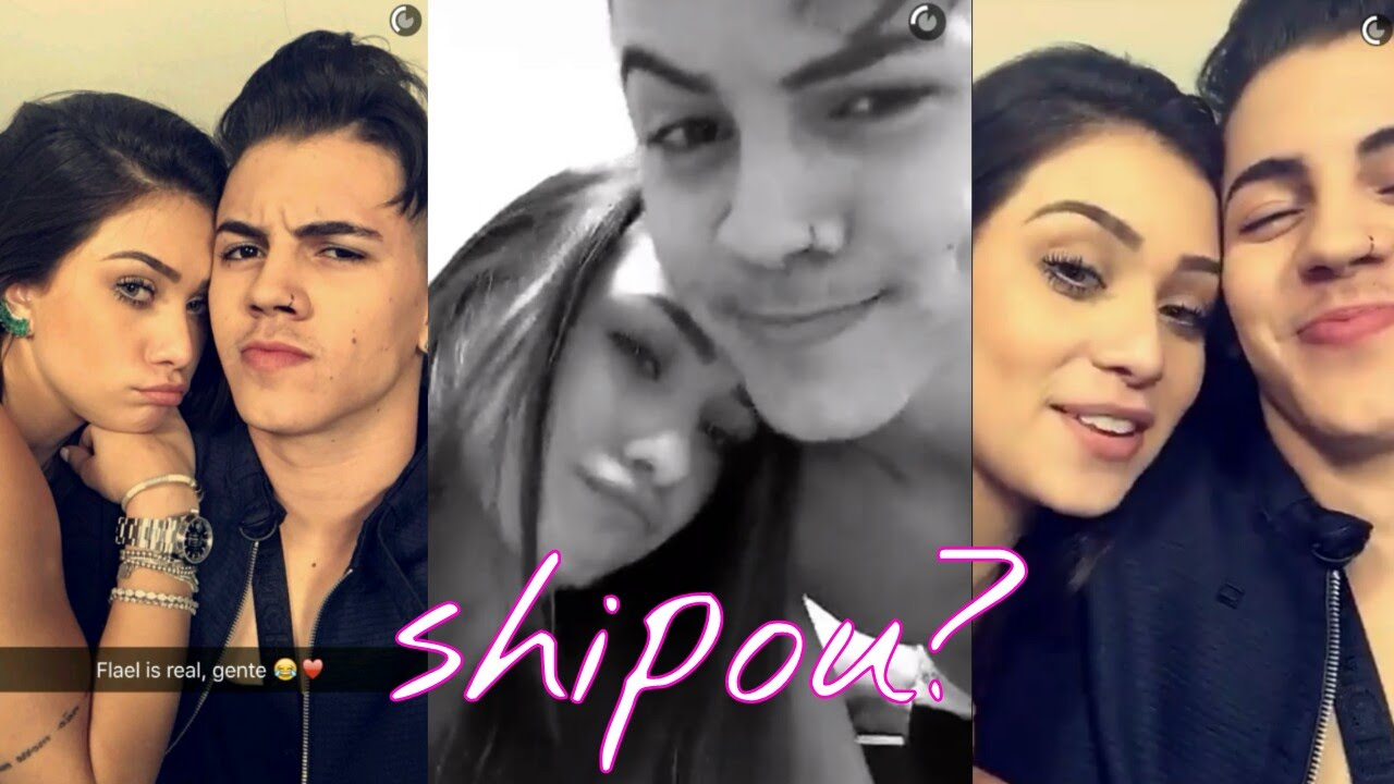 A nova namorada do biel biel beijando nova namorada youtube for Muralha e sua namorada