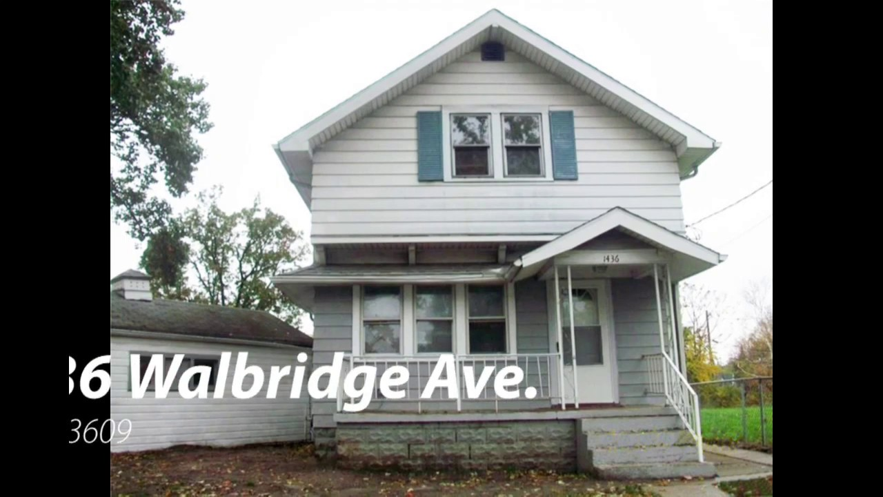 Homesmith Properties | Walbridge Ave, Toledo - Walk-Thru Video