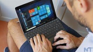 Test du Surface Go de Microsoft : entre ordinateur et tablette