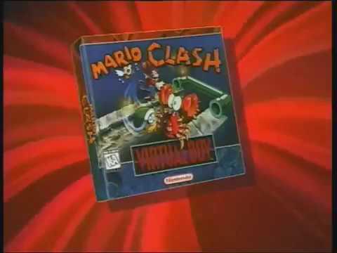 Mario Clash - Nintendo Power Previews 15 segment