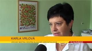 TV Slovácko: Zlín - Nemocnice opravila jeden z pavilonů