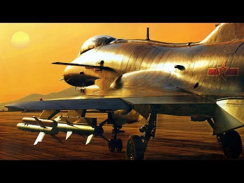 5 Deadliest Chinese Military Aircraft
