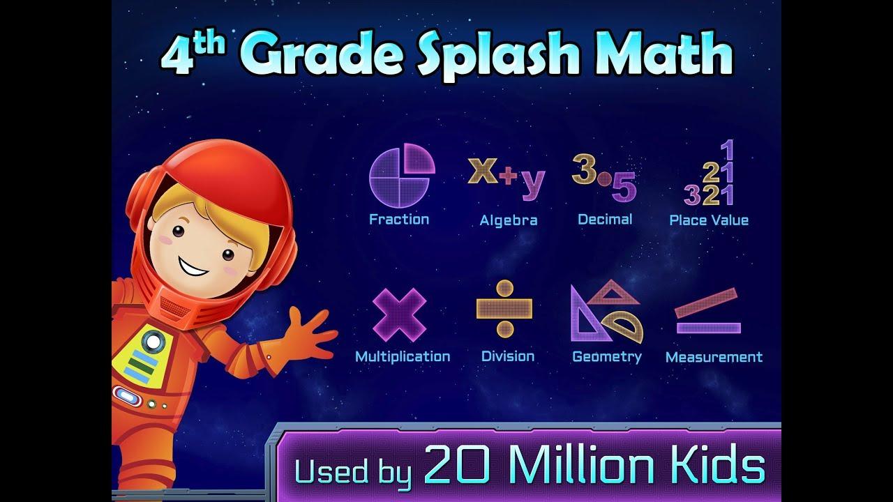 4th Grade Splash Math Worksheets to learn decimal numbers [ 720 x 1280 Pixel ]