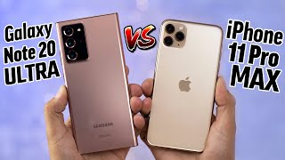 Note 20 Ultra vs iPhone 11 Pro Max - Why I'm ditching my iPhone..