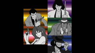 Lupin the Third Opening 2 -【official】meg / U belong to Me (Full)