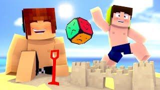 Minecraft: FOMOS Á PRAIA !! - Aventuras Com Mods #66