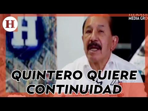 Armando Quintero da