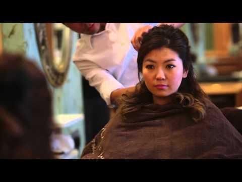 Tony Tang@Popcorn PRIVATE i SALON (Whampoa Store) x BOSLEY hair demo