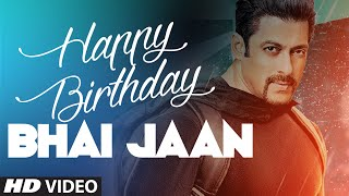 Happy Birthday 'Salman Khan' | Have you wished him yet ?