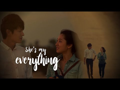 Kim Tan X Cha Eun Sang - 상속자들 The Heirs - She's my Everything FMV 이민호 박신혜 from YouTube · Duration:  55 seconds