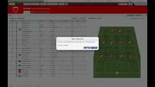 Football Manager 2010 PC Gameplay HD