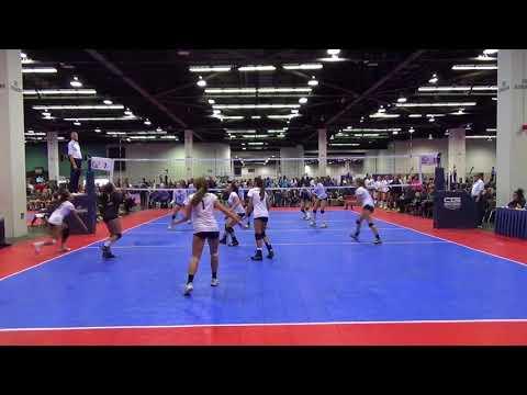 mizuno long beach rockstar volleyball club 18 a�os