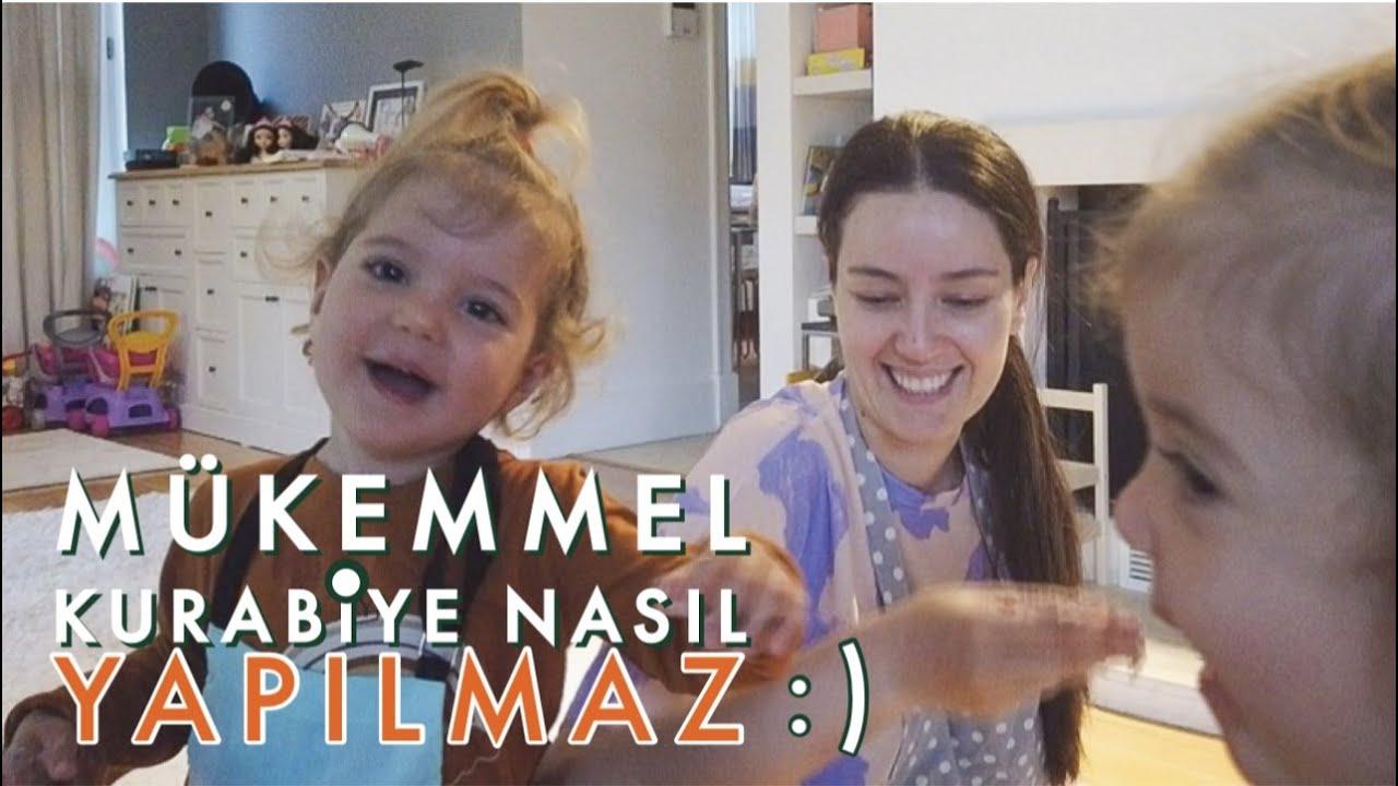 Download MÜKEMMEL KURABİYE NASIL YAPILMAZ :) l Pelin&Anıl