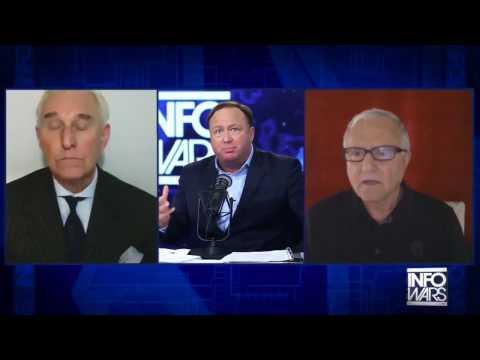 Dr Steve Pieczenik Interview - February 23, 2017 - Roger Stone Interview on Alex Jones Infowars