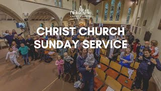 Christ Church Sunday Service