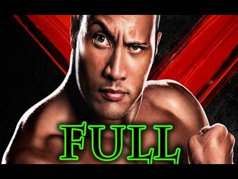 WWE 13 Attitude Era - The Great One FULL Walkthrough Playthrough HD