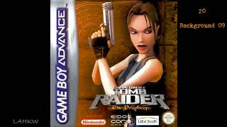 Tomb Raider The Prophecy (GBA) Soundtrack
