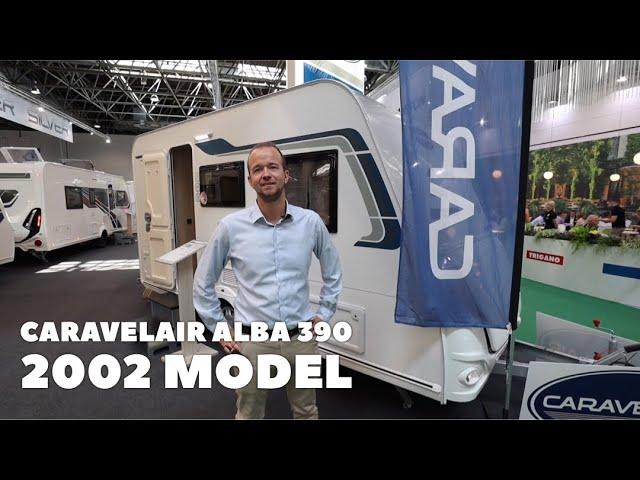 Caravelair Alba 390 (2020 model)
