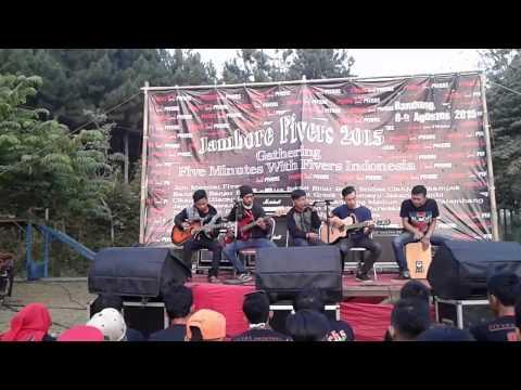 Fivers Bogor Aku Tergoda Jambore Fivers 2015