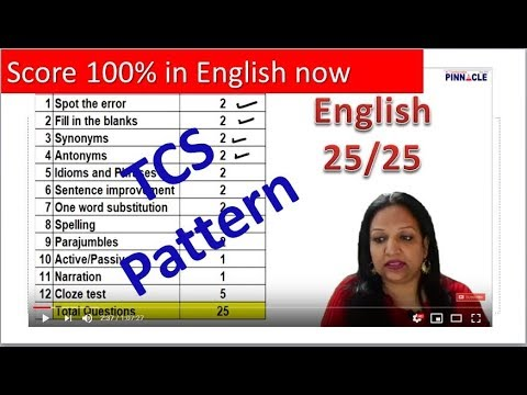 9:00 PM SSC CGL 2018 English I New Pattern Paper I Previous year questions discussion by Neeru Madam