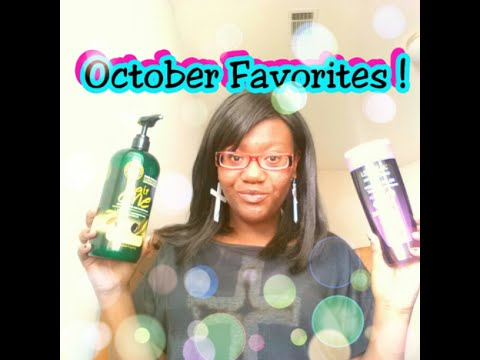 My October Favorites! (Skin Care & Hair Products) | PrincessLexiseLicious Favs