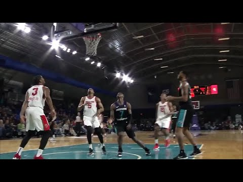 Dwayne Bacon (19 points) Highlights vs. Maine Red Claws