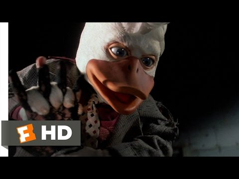 Howard the Duck (1/10) Movie CLIP - No More Mr. Nice Duck (1986) HD