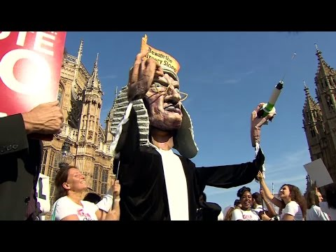 Christian Concern's assisted suicide rally on BBC News