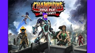 Champions Online New Blazing AT Tryout!