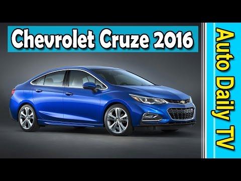 Chevrolet Cruze 2016 | Auto Daily