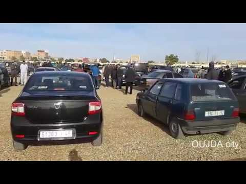 سوق السيارات بالمغرب مدينة وجدة Le Marché Automobile Au Ville D