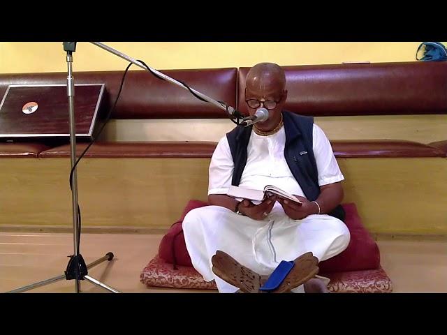 HG Agnidev Prabhu Lecture BG 4 2 ISKCON Cape Town 01 10 2019