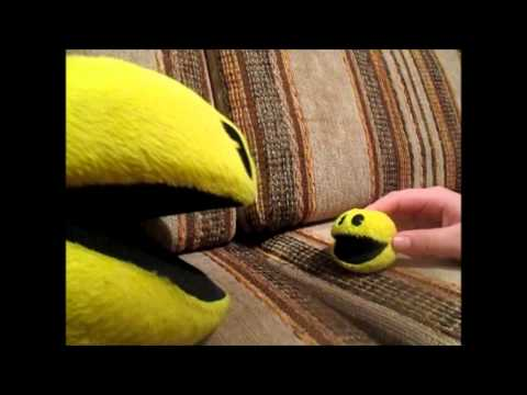 PAC-MAN: The Yellow Warrior (PAC-MAN Fan Movie)