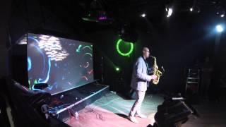 Саксофон клубная музыка