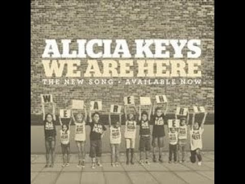 Alicia Keys (Live Show) /-/ We Are Here ...