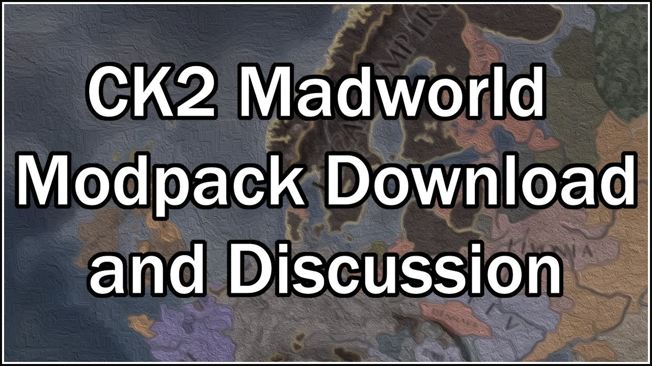 Mad World Download and Mod Discussion!