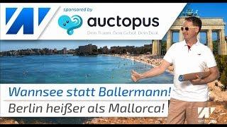 Deutschland heißer als Mallorca: Bleiben die Urlauber zuhause in Deutschland? (Mod.: Dominik Jung)