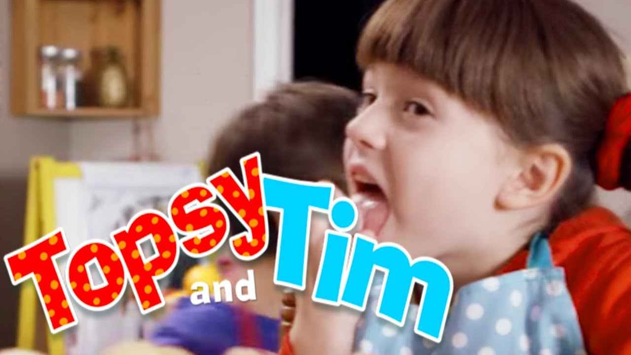topsy tim 215 special cake topsy and tim full. Black Bedroom Furniture Sets. Home Design Ideas