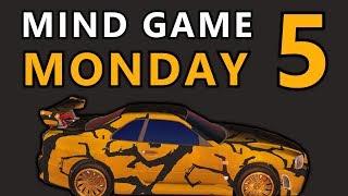 Mind Game Monday 5 | Rocket League