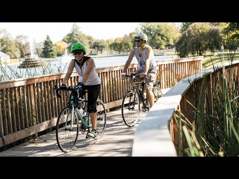 Frederick County, Maryland: Bicycle Adventures