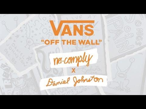 No Comply x Vans x Daniel Johnston Shoe Release Party
