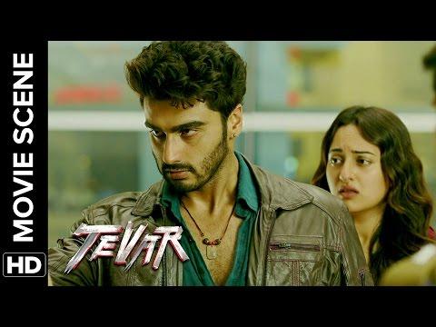 Arjun won't let go of his love | Tevar | Movie Scene