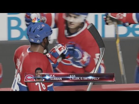 19 Authentic Goal Songs In NHL 16 & Montreal Canadiens Goal Horn + Song Preview
