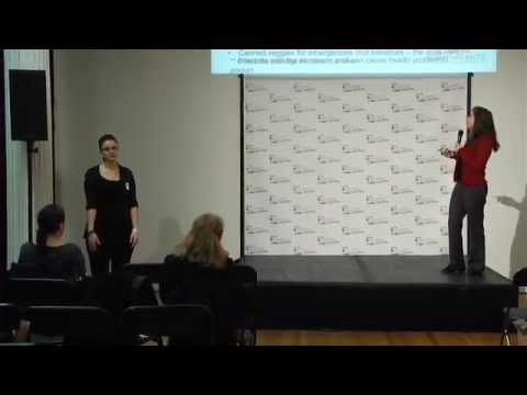 Learn How to Start Eating Vegan - Yummy Plants at NYC 2012 Veg festival